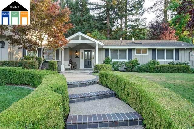 8 Warwick Ct, Lafayette, CA 94549 (#40918919) :: Blue Line Property Group