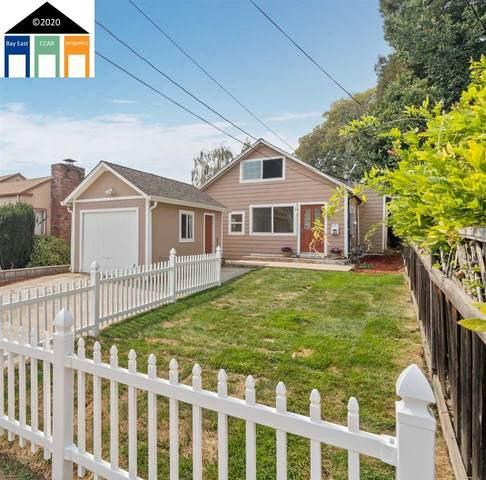 3847 Rhoda Ave, Oakland, CA 94602 (#40919043) :: Blue Line Property Group