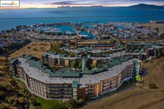 1400 Pinnacle Ct #112, Richmond, CA 94801 (#40919100) :: Realty World Property Network