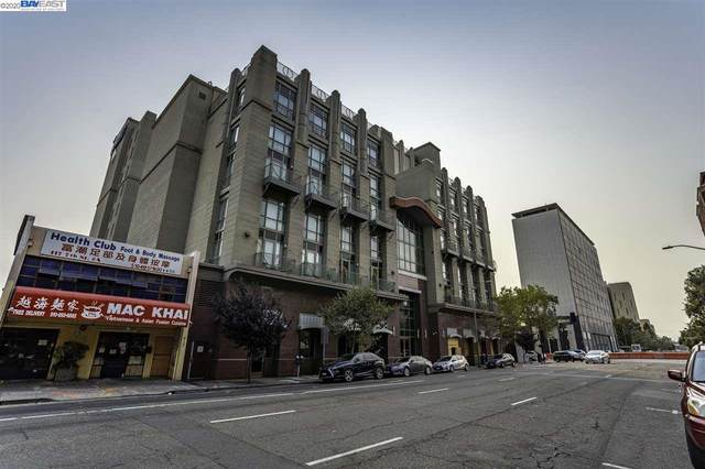 423 7th St #203, Oakland, CA 94607 (#40919148) :: Realty World Property Network