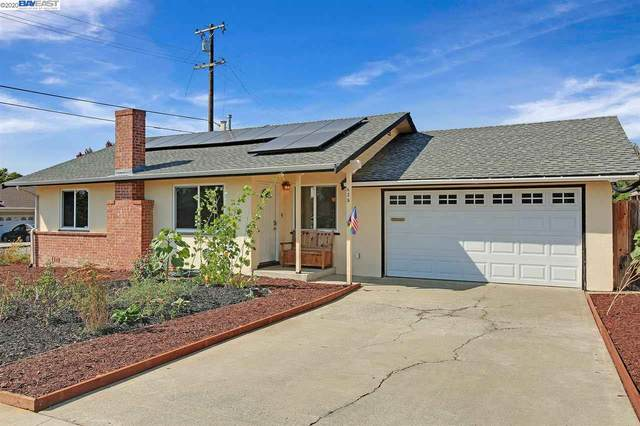 425 Emerson Street, Fremont, CA 94539 (#40919165) :: Blue Line Property Group