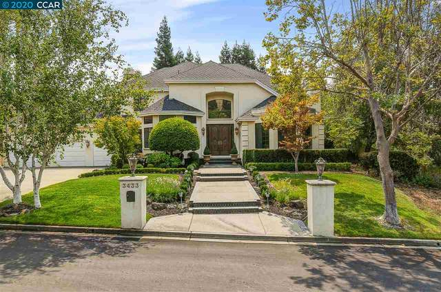 3433 Deer Ridge Dr, Danville, CA 94506 (#40919205) :: Realty World Property Network