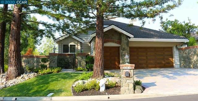 301 Sequoia Ter, Danville, CA 94506 (#40919254) :: Blue Line Property Group
