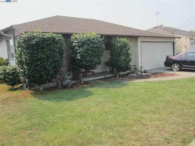 3851 Monterey Blvd, San Leandro, CA 94578 (#40919263) :: Blue Line Property Group