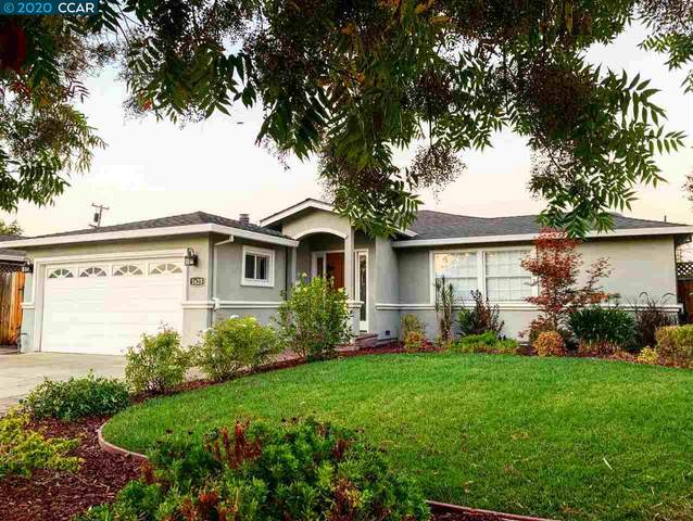 1823 Andrews Avenue, San Jose, CA 95124 (#40919272) :: Blue Line Property Group
