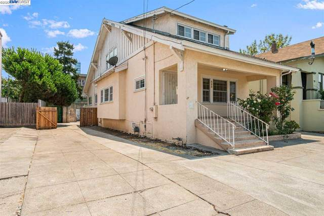 535 42nd St, Oakland, CA 94609 (#40919292) :: Realty World Property Network