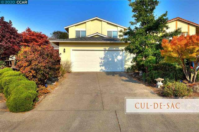 133 Chinquapin Ct, Hercules, CA 94547 (#40919299) :: Blue Line Property Group