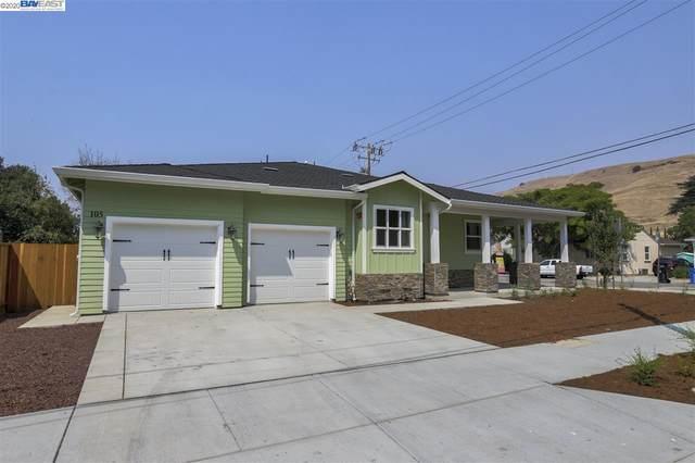 105 E Street, Fremont, CA 94536 (#40919317) :: Realty World Property Network