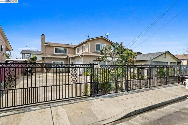 1605 Orchard Ave, San Leandro, CA 94577 (#40919348) :: Realty World Property Network