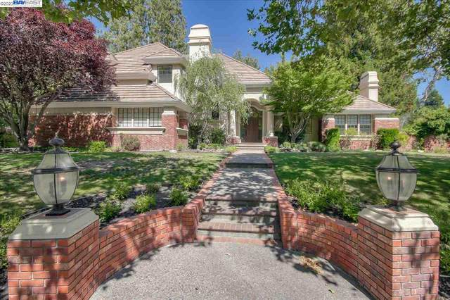 3291 Blackhawk Meadow Dr, Danville, CA 94506 (#40919374) :: Realty World Property Network