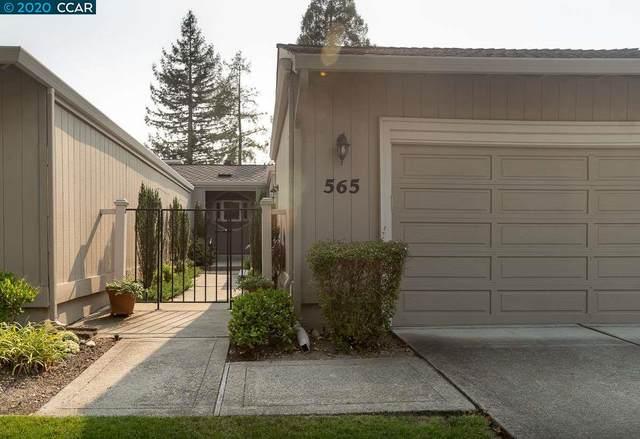 565 Rolling Hills Ln, Danville, CA 94526 (#40919382) :: Realty World Property Network