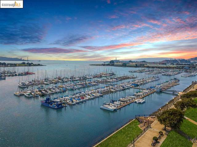 1203 Melville Sq #414, Richmond, CA 94804 (#40919450) :: Blue Line Property Group