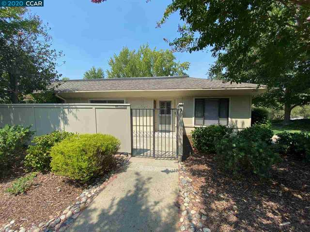 1201 Oakmont Dr #3, Walnut Creek, CA 94595 (#40919453) :: Realty World Property Network