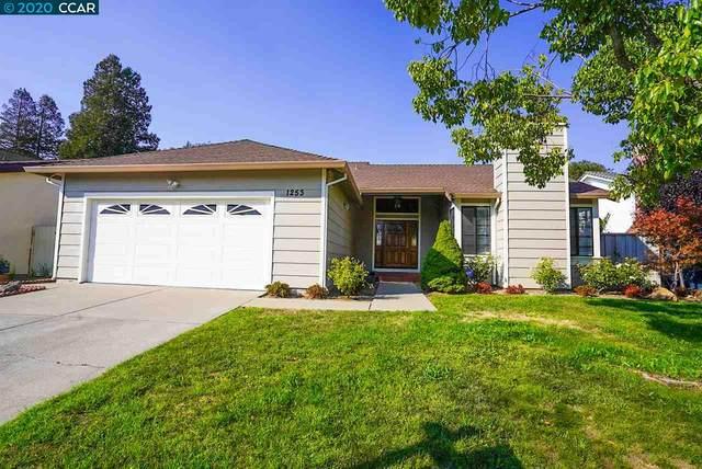 1253 Hercules Ave, Hercules, CA 94547 (#40919469) :: Armario Venema Homes Real Estate Team
