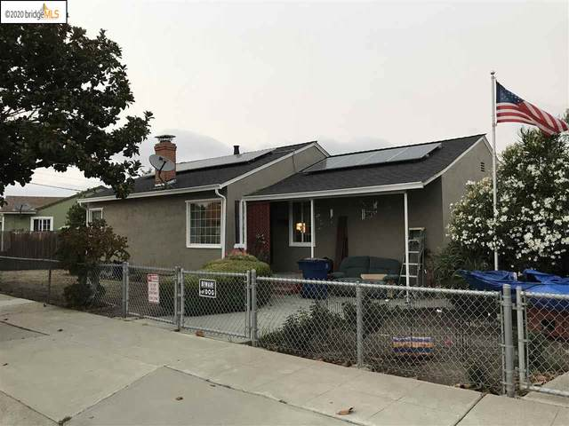 1024 Martin Blvd., San Leandro, CA 94577 (#40919478) :: Blue Line Property Group