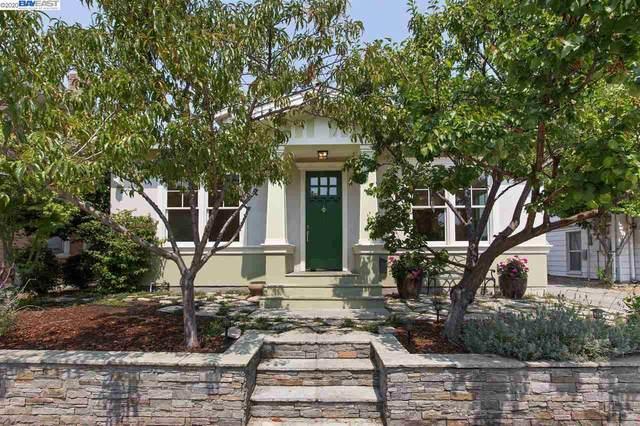 1025 Fair Oaks Ave, Alameda, CA 94501 (#40919480) :: Blue Line Property Group