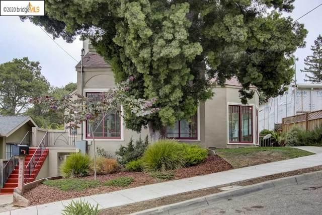 2209 Glen Avenue, Berkeley, CA 94709 (#40919540) :: Realty World Property Network