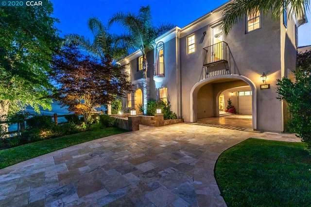 1296 Ariel Dr, Danville, CA 94506 (#40919560) :: Realty World Property Network