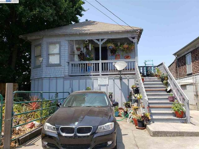 905 36Th Ave, Oakland, CA 94601 (#40919570) :: Realty World Property Network