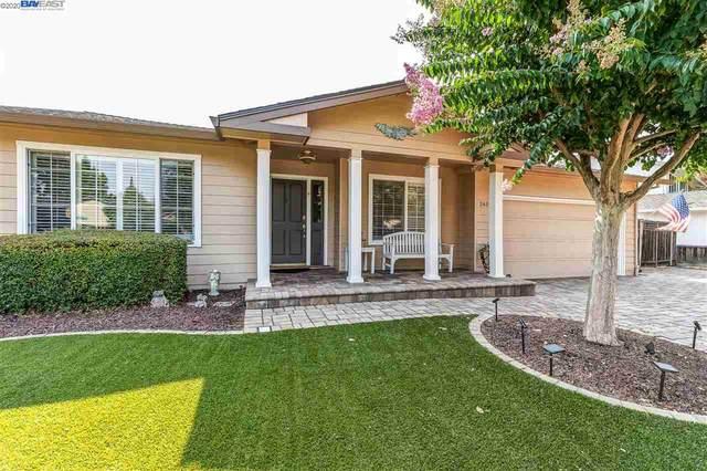 2435 Crestline Rd, Pleasanton, CA 94566 (#40919573) :: Armario Venema Homes Real Estate Team