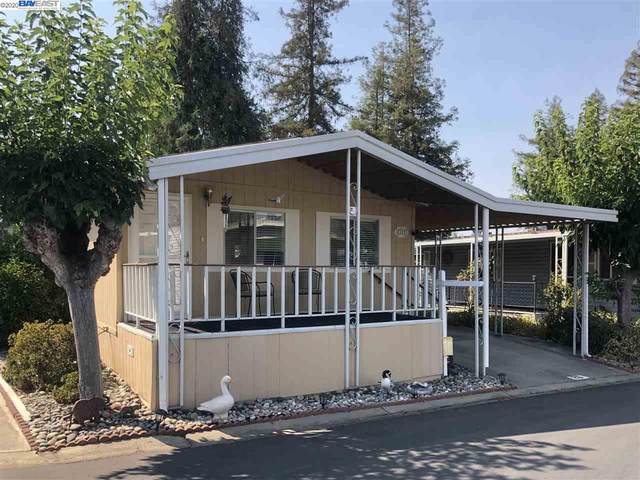 3231 Vineyard Avenue #20, Pleasanton, CA 94566 (#40919604) :: Realty World Property Network