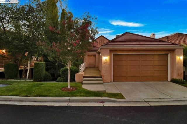 451 Donner Way, San Ramon, CA 94582 (#40919660) :: Blue Line Property Group