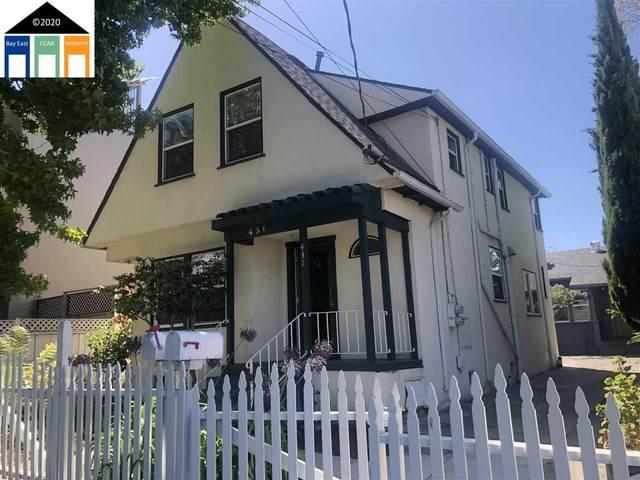 431 Alcatraz, Oakland, CA 94609 (#40919663) :: RE/MAX Accord (DRE# 01491373)