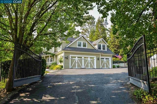 553 El Pintado Rd, Danville, CA 94526 (#40919701) :: Realty World Property Network