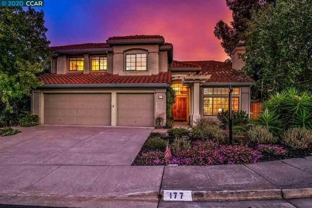 177 Valley Glen Ln, Martinez, CA 94553 (#40919720) :: Realty World Property Network
