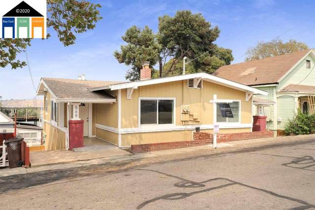 564 Alhambra St., Crockett, CA 94525 (#40919731) :: Realty World Property Network