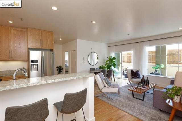 371 30th Street #103, Oakland, CA 94609 (#40919814) :: Realty World Property Network