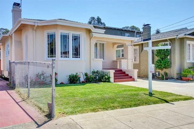 2500 83rd, Oakland, CA 94605 (#40919895) :: Blue Line Property Group