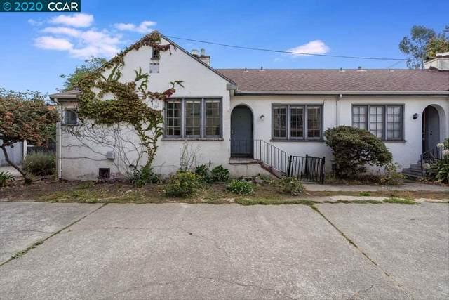 1725 Berkeley Way, Berkeley, CA 94703 (#40919908) :: Blue Line Property Group