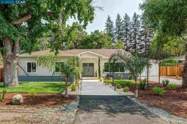 3217 Acalanes Ave, Lafayette, CA 94549 (#40919917) :: Realty World Property Network