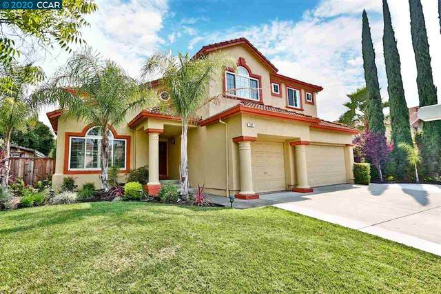 132 El Portal Pl, Clayton, CA 94517 (#40919926) :: Realty World Property Network