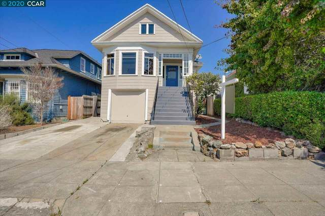 856 59Th St, Oakland, CA 94608 (#40919950) :: Realty World Property Network