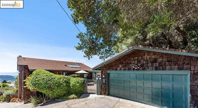 215 Willamette Ave, Kensington, CA 94708 (#40919978) :: Blue Line Property Group
