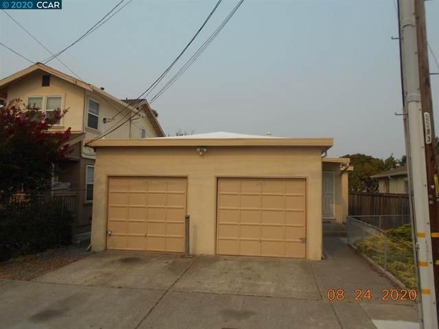 245 -247 17Th St, Richmond, CA 94801 (#40920001) :: Blue Line Property Group