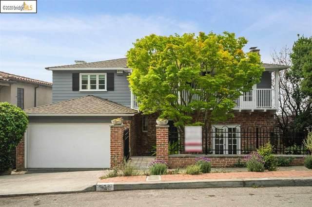 520 Cragmont Ave, Berkeley, CA 94708 (#40920063) :: Realty World Property Network