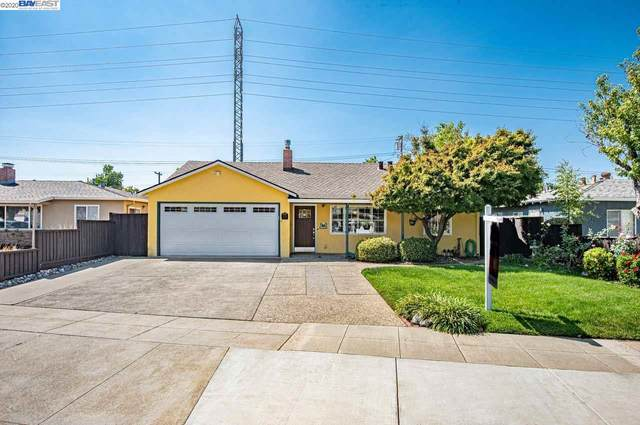 2783 Custer Dr, San Jose, CA 95124 (#40920073) :: Blue Line Property Group