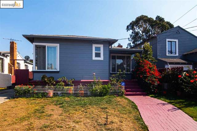2242 Dashwood Ave, Oakland, CA 94605 (#40920079) :: Blue Line Property Group