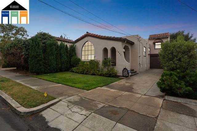 1407 Lafayette St, Alameda, CA 94501 (#40920087) :: Blue Line Property Group