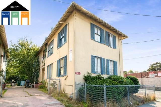 2933 Stanton St, Berkeley, CA 94702 (#40920101) :: Blue Line Property Group