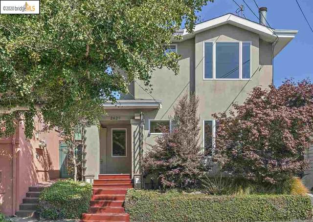 2629 Mabel St, Berkeley, CA 94702 (#40920109) :: Blue Line Property Group