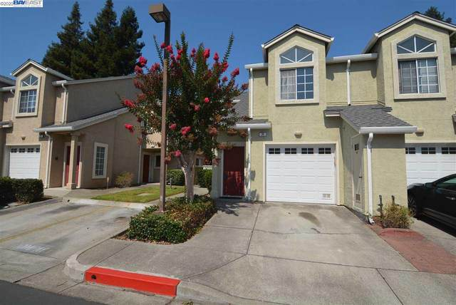 24 Trestle Dr, Hayward, CA 94544 (#40920121) :: Realty World Property Network