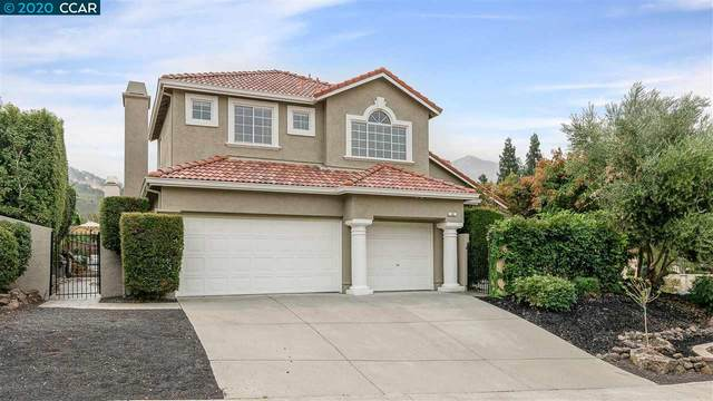 50 La Honda Ct, Clayton, CA 94517 (#40920126) :: Realty World Property Network