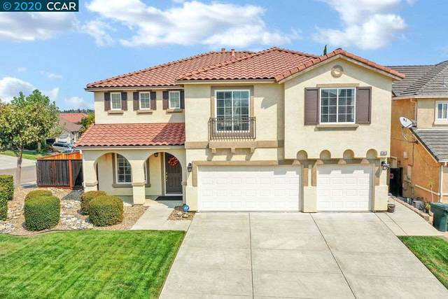 5413 San Martin, Antioch, CA 94531 (#40920136) :: Blue Line Property Group