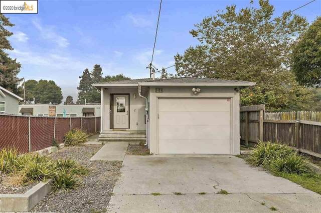 3428 Belmont Ave, El Cerrito, CA 94530 (#40920157) :: Blue Line Property Group