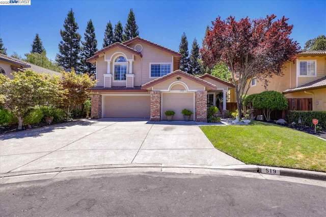 519 Honey Lake Ct, Danville, CA 94506 (#40920158) :: Real Estate Experts