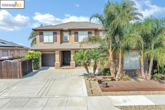 502 Stanwick St, Brentwood, CA 94513 (#40920171) :: Realty World Property Network